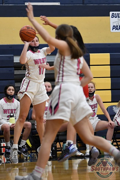 West Albany vs. South Albany Girls HS Basketball 6/7/21