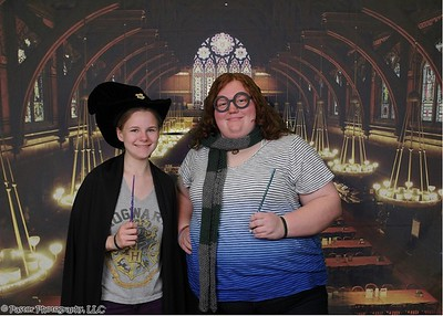 After Prom at Hogwarts