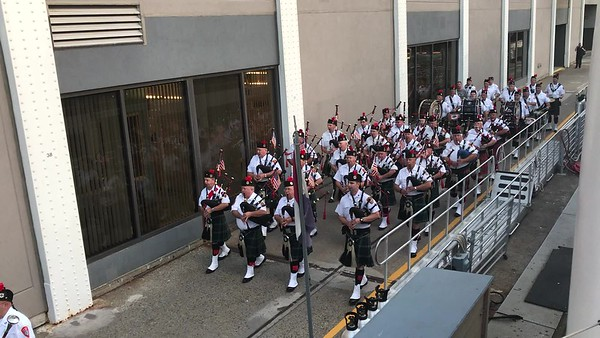 Boston Pipes-Drums 2018