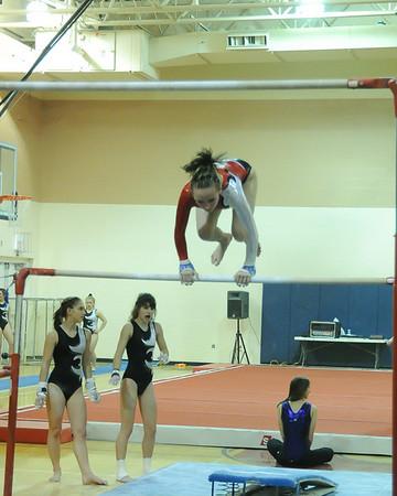 CHS Gymnastics 1-19-11