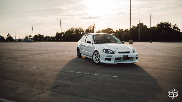 The Ricer Series - Danny's K Swapped EK Hatch