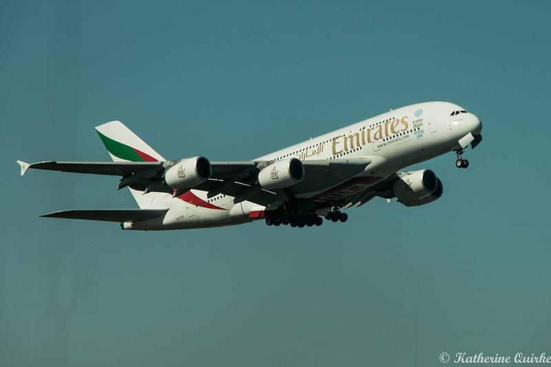 Emirates Airborne
