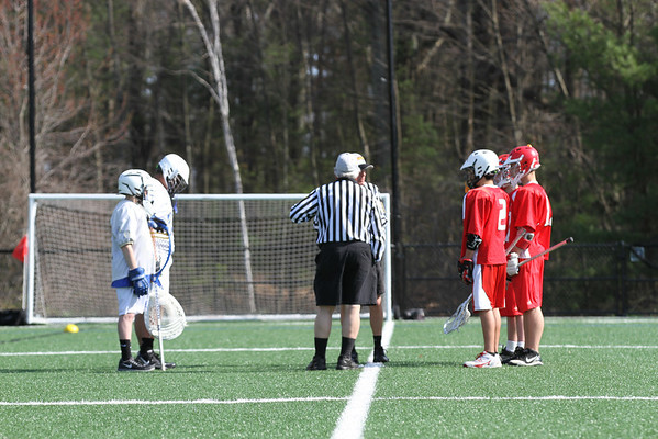 freshman lax vs Waltham
