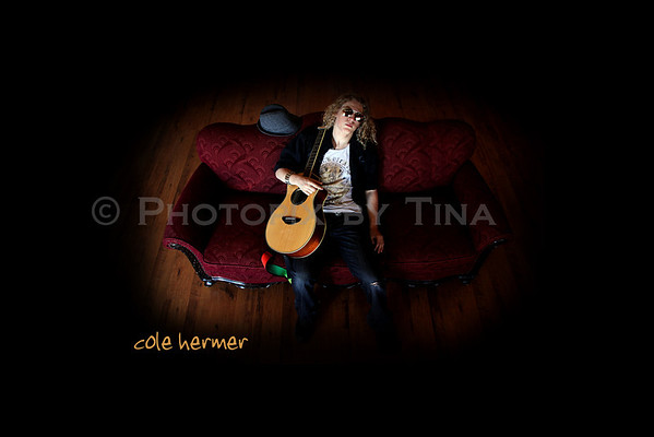 Promo Shoot for Cole Hermer