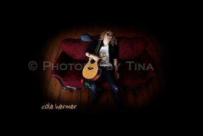 Promo Shoot for Cole Hermer