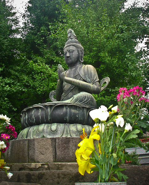 Sensoji Temple Buddha 1