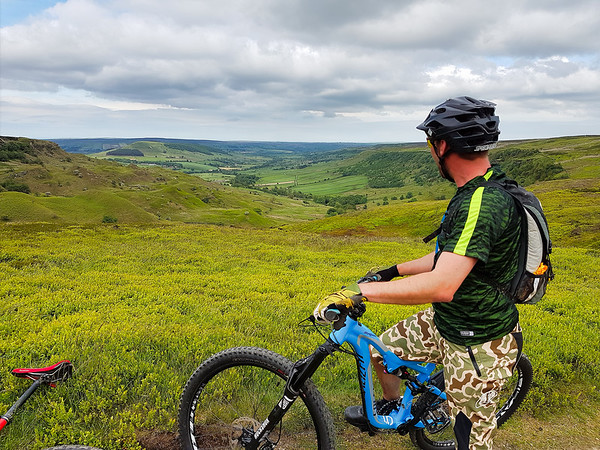 2017-05-28 Rosedale ride With Roman