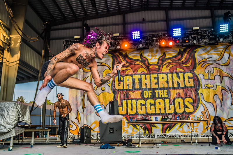 2021 Gathering of the Juggalos - Day 0/1