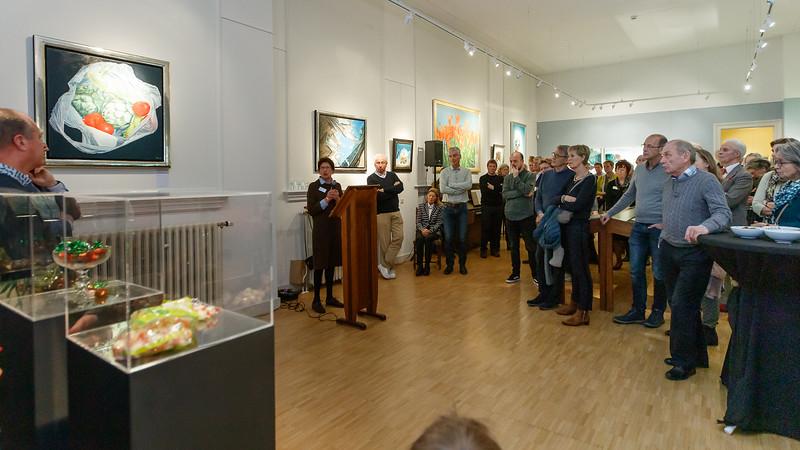 BESPIEGELINGEN Jelmer Wijma Museum Slager, Hannie Verhoeven Fotograaf