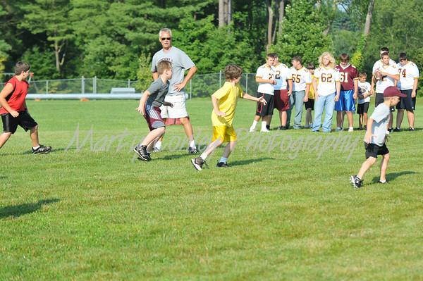 2009 Russell JFL Football Camp