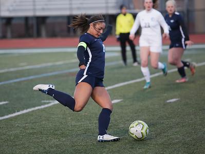 Downers Grove Girls Soccer vs.Prospect