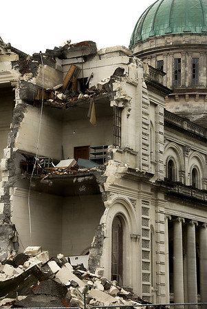 Canterbury earthquakes