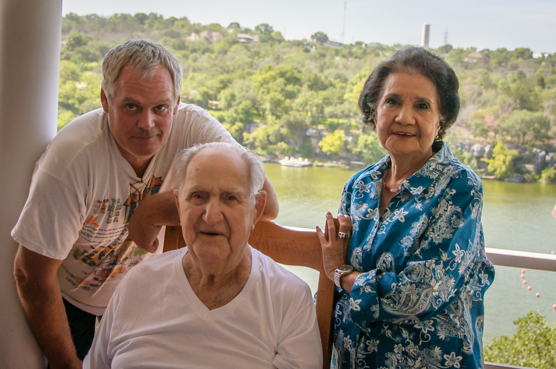 Walderon Family Reunion July 2012, Marble Falls, Texas