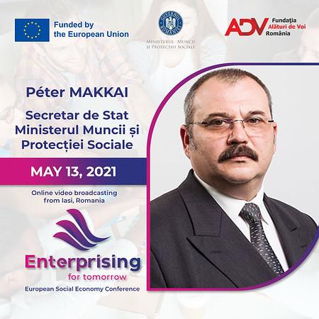 Péter Makkai