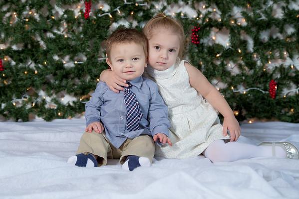Madelynn & Derek Xmas