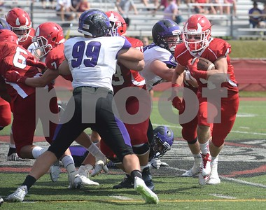 Downers Grove North vs Hinsdale Central football