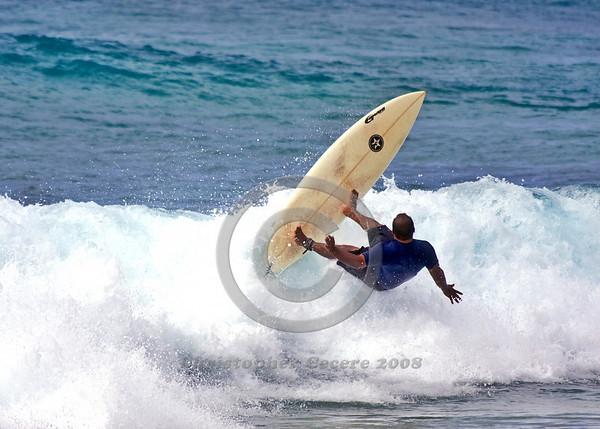 Northshore Surfing