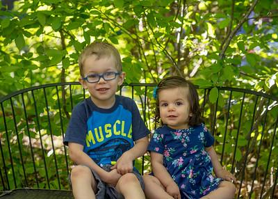 Hudson and Rosa O