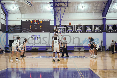 Bishop T. K. Gorman Catholic School Men's Basketball vs Grace Community School by Travis Tapley
