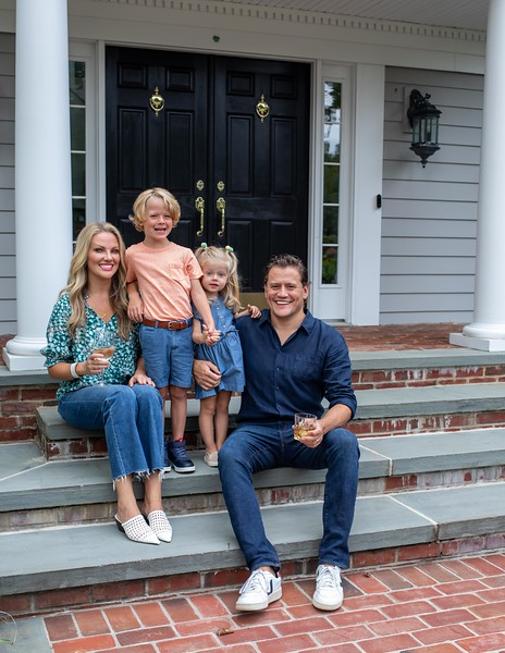 The Swift Family for Rumson Living