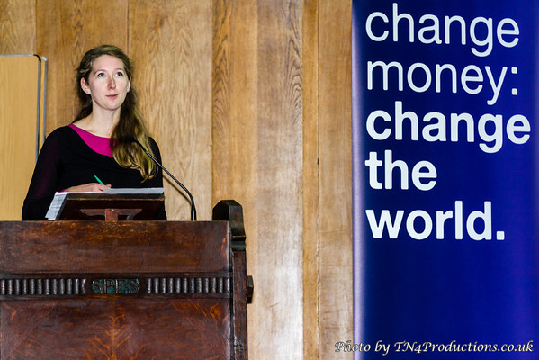Positive Money Conference 2014
