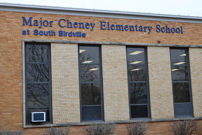 Cheney Elementary's 2017 Teacher of the Year