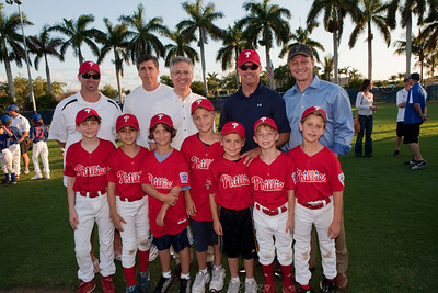 May 21st, 2010 Commissioner Steve Abrams at Boca Raton Little League