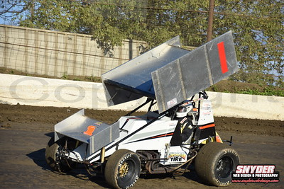"""10/13/18 Grandview Speedway (Thunder on the Hill """"Modifieds at the Madhouse"""""""