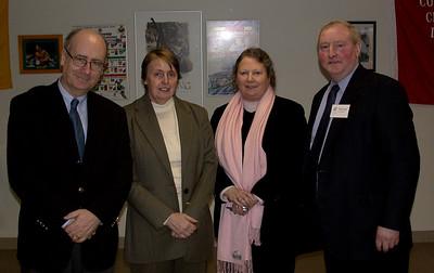 Irish Ambassador Visit - Feb '03