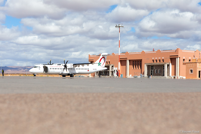 Region Ouarzazate et Zagora