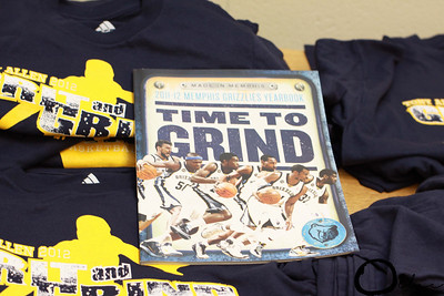 Closing Day of Tony Allen's Grit & Grind Camp 2012
