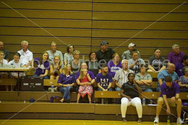 Bluffton Volleyball 083118 ONU Tournament