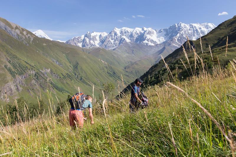 Ushguli, Mt. Shkhara
