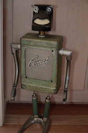Paul - Mr. Roboto