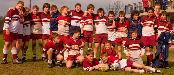 Amersham & Chiltern Rugby - Ireland 2007