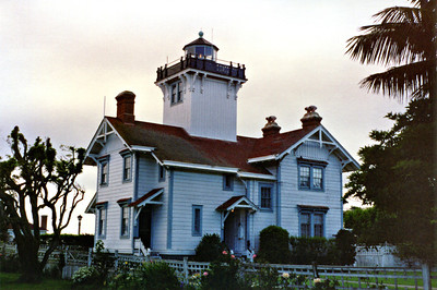 Point Fermin Light, California