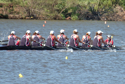 Penn. 2 Novice 8 at Sprints, 2007