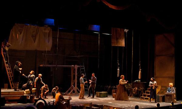 Moby Dick Rehearsed - NIU