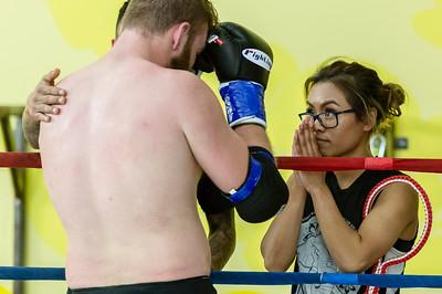 Travis Rosengrant vs Chase Randmel at Muay Thai Fight Nigh