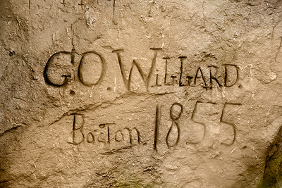 Historic Pioneer Inscriptions