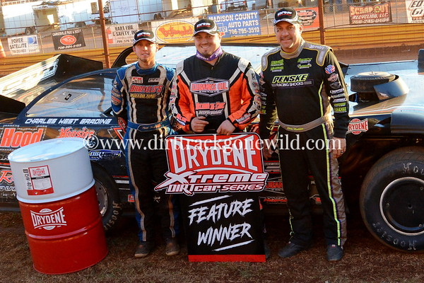 Lavonia Speedway December 15th 2019