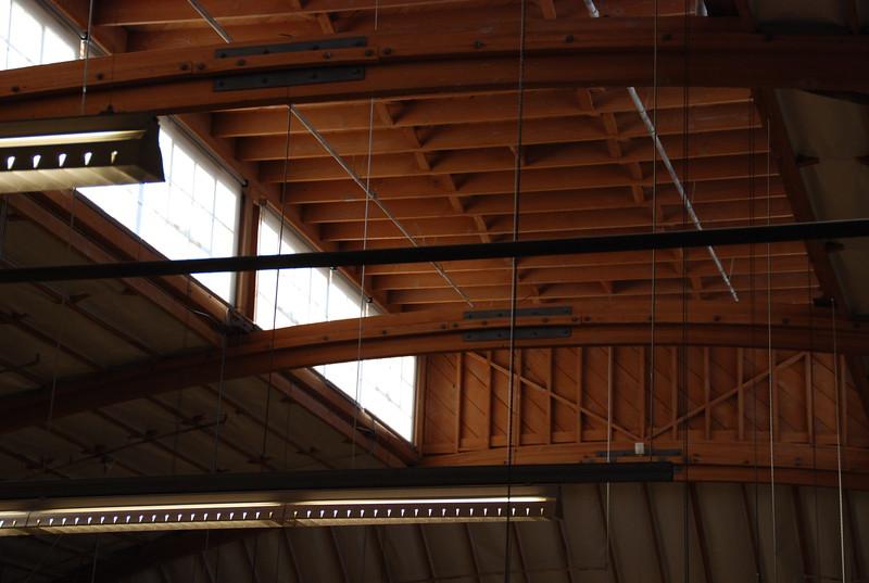 2010, Wood Roof