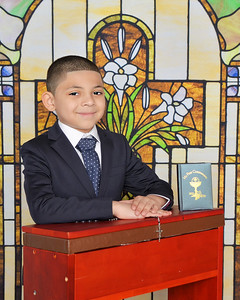 Ayden Chase Communion 2021