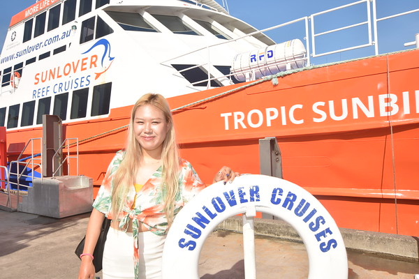 Sunlover Cruises 09th March