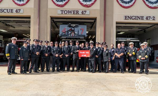 Lionville Fire Company 110th Anniversary Parade/Housing
