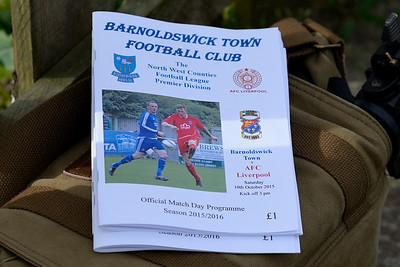 Barnoldswick Town (a) D 1-1