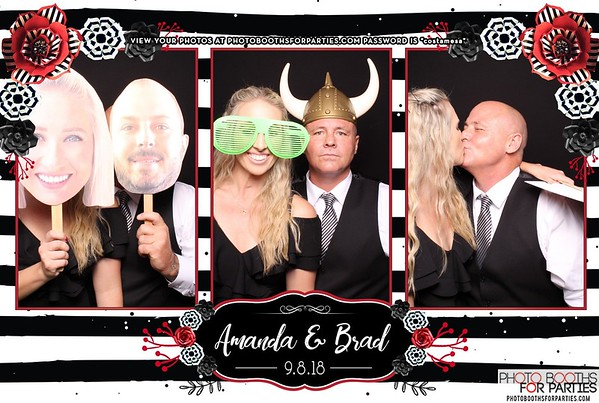 Amanda and Brad's Wedding