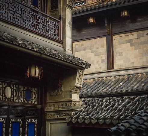 Hu Xueyan - Color