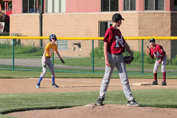 Maroon at Gold (Scrimmage) - June 7, 2019