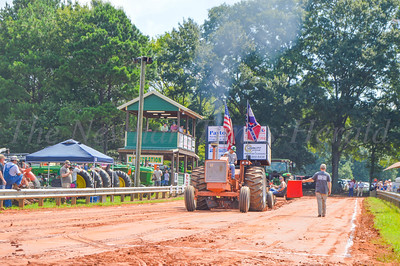 2018 Turin Tractor Pull and Parade